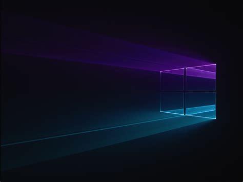 Windows 1.0 Wallpaper HD Desktop Dark