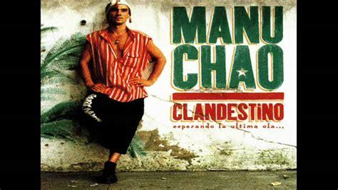 Manu Chao Bongo Bongo Je Ne T'aime Plus
