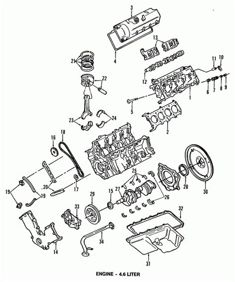 Cadillac Ct Wiring Diagram 2004 by Ford Triton V8 Problems Wiring Diagram And Fuse Box