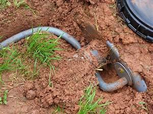 Aération Fosse Septique : mise en place du tuyau d 39 a ration photo de fosse ~ Premium-room.com Idées de Décoration