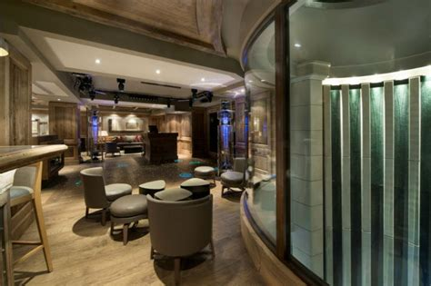 Chalet Edelweiss Bringing New Standard Luxury Courchevel chalet edelweiss bringing a new standard of luxury to