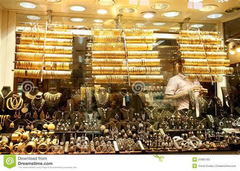 Jewelry Shop Stock Image Image Of Gold, Shops, Souvenir