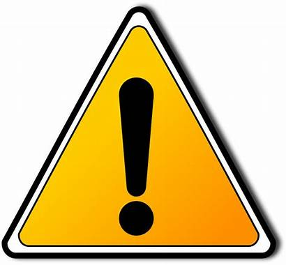 Warning Caution Sign Clip Safety Clipart Signs