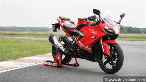 Tvs Apache Rr 310 4k Wallpapers by Tvs Apache Rr310 Prices Hiked Now Priced At Rs 2 23 Lakh