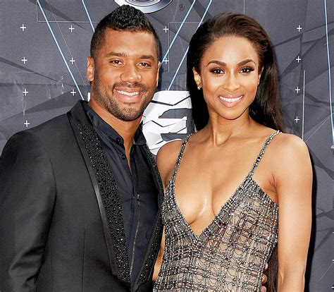 ciara russell wilson  engaged seattle seahawks