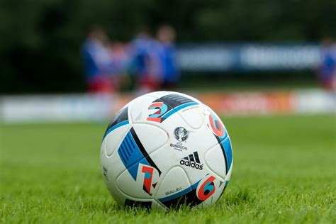 Image result for football ball on pitch