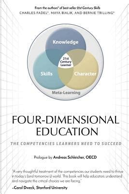 dimensional education  competencies learners
