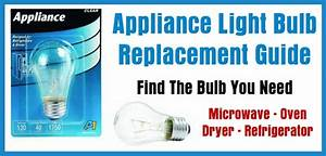 Ge Light Bulb Replacement Guide