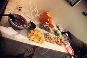 Recette Apéro Halloween : organiser un ap ritif dinatoire conseils et recettes le blog de kat ~ Melissatoandfro.com Idées de Décoration