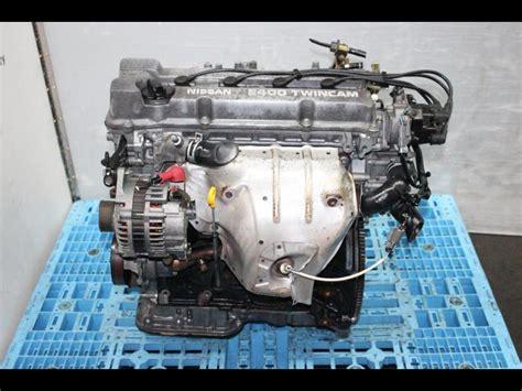 2001 Nissan Sentra Gxe Engine by 1993 2001 Jdm Nissan Altima Motor Ka24 Ka24de 2 4l Jdm