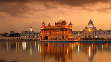 golden temple hd wallpaper  temple architecture