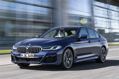 Despite being just a midcycle refresh, the 5 series coverage was quite extensive since bmw has packed the business sedan with a plethora of updates. BMW Keeps on Truckin' with its 2021 5 Series Sedan ...
