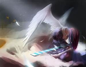 Anime Girls With Wings | www.pixshark.com - Images ...