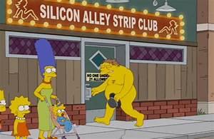 Silicon Alley Strip Club - Simpsons Wiki