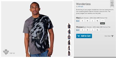 design by humans reviews t shirt review wonderless shirt from designbyhumans