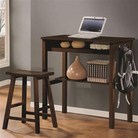 counter height computer desk bar height computer desk counter height wood desk stool in