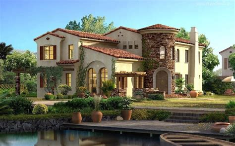 Beautiful House Hd Wallpapers Beautiful House