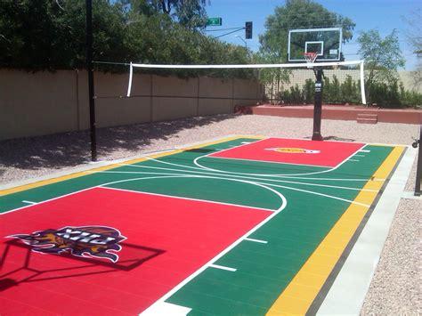 Backyard Designs Arizona Sport