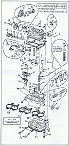 Rochester Quadrajet Carburetor Rebuild Instructions