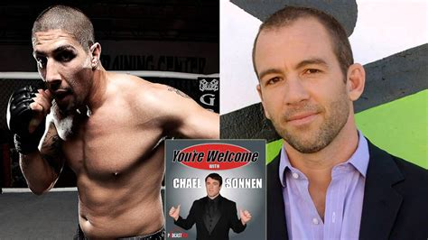 You're Welcome! with CHAEL SONNEN - Ep 18 - Brendan Schaub ...