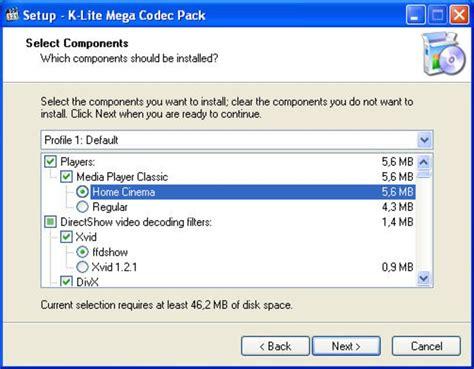 Microsoft has released a new version of windows 10 yesterday. Klite Mega Pack For Windows 10 - K-Lite Mega Codec Pack 10.7.5 - Completo Pack De Codecs - We ...