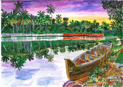 kerala tourism drawing competition tourism company
