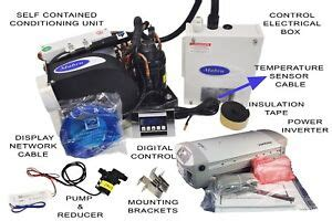 Marine Air Conditioner Btu Inverter Pump