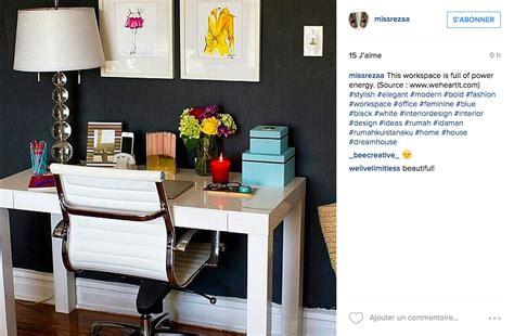 Bureau Decoration D Instagram Une Tonne D Idées Pour Un Joli Bureau Cocon