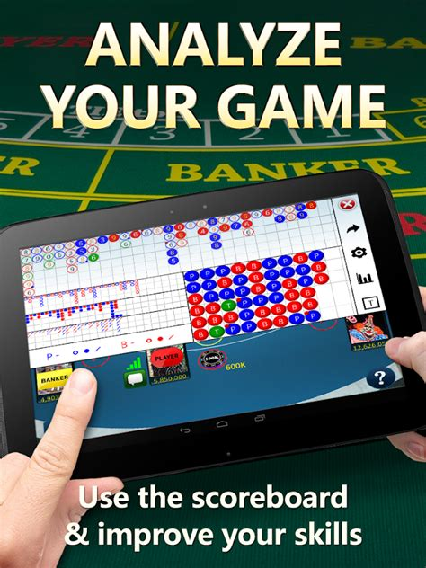 Baccarat Online 3d Free Casino  Google Play의 Android 앱