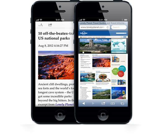is safari on iphone iphone 5 safari
