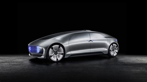 Mercedes Future Concept Cars