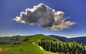 Cloud, Hd, Wallpaper