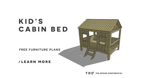 diy furniture plans   build  full sized