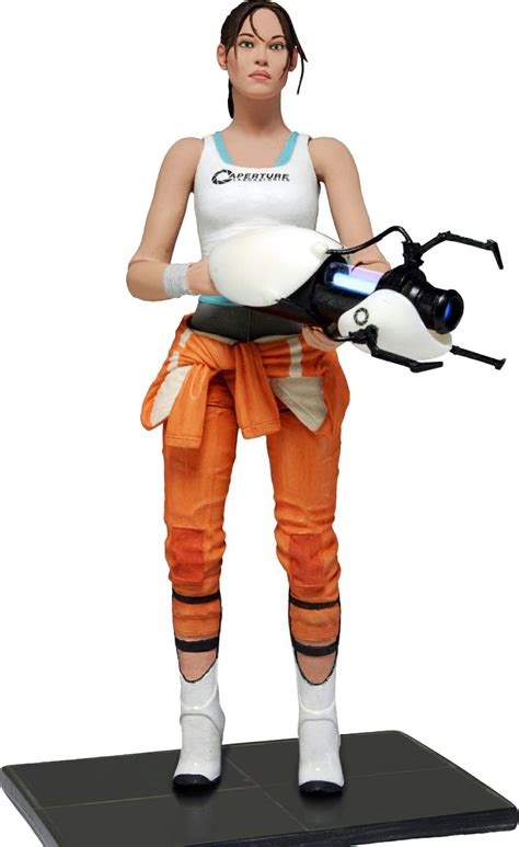 Neca News Portals Chell Joins The Party Preternia
