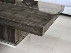 Legno I Modern Coffee Table Contemporary Coffee Table With Black Glass Top El Monte California Home Coffee Table JNM 107A Modern Coffee Table Modern Coffee Table Coffee Tables Living By Modern Coffee Table