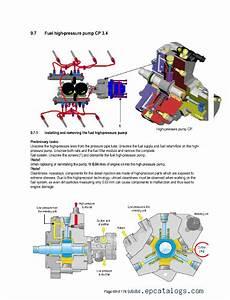 Liebherr Diesel Engine D9508 A7 Service Handbook Pdf