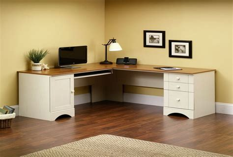 Sauder Harbor View Corner Computer Desk by Top 20 Equipments For Your Office Room Buyvaluablestuff