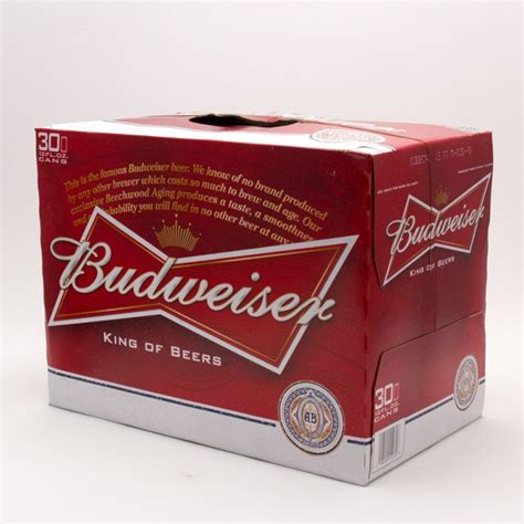 bud light 30 pack price how much does a 30 pack of bud light cost how much does a