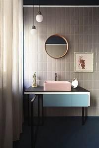 salle de bain moderne carrelage metro meuble salle de With meuble salle de bain adelaide