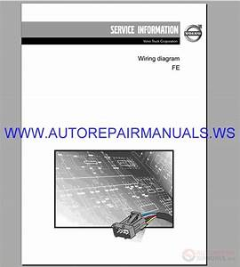 Volvo Fe Trucks Wiring Diagram Service Information Manual