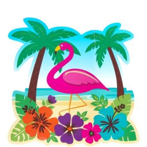 Tropical Beach Cutout 10 12in X 10 12in  Party City Canada