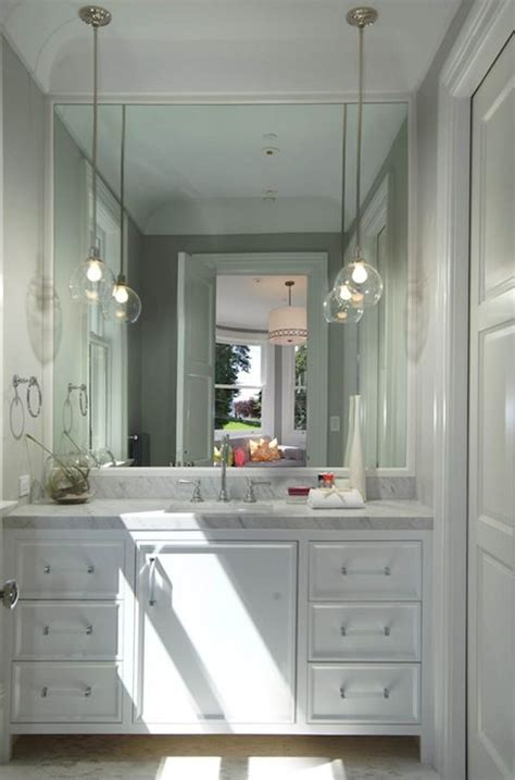 Pendant Lighting In Bathroom by Pendant Lighting For Bathroom Vanity A Different Take On
