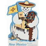 Snowman Clipart Mexican Mexico State Transparent Meow