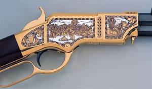 American Indian Tribute Rifle America Remembers