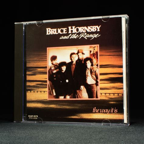 bruce hornsby and the range the way it is cd album ebay