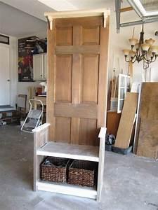 DIY Door Entry Bench The Owner-Builder Network
