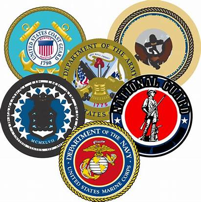Seals Military Clipart Marine Corps Veterans States