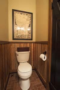 Pictures Of Bathrooms With Beadboard by The Lake House Bathroom After Making It Lovely