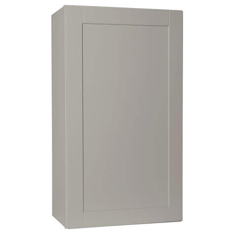 hton bay shaker assembled 27x30x12 in wall kitchen