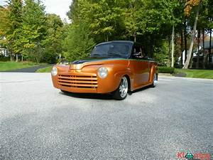 1946 Ford Mustang CUSTOM STREET ROD PICK UP - Kloompy